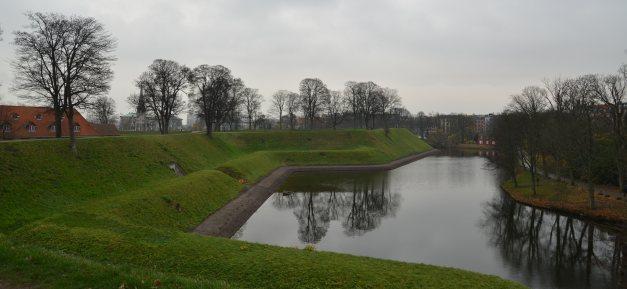 Bastiónová pevnosť,. kodaň